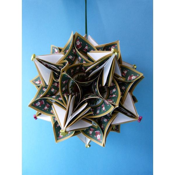 sterne falten weihnachten mit gotamus papier einen herrlichen stern falten eine sch ne. Black Bedroom Furniture Sets. Home Design Ideas