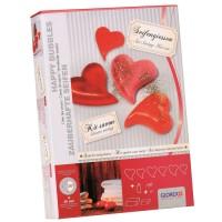 SoapFix Bastelpackung Seife in Herzform, Komplett Set