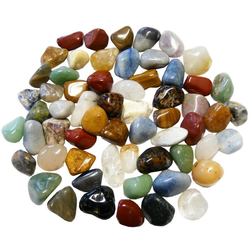 Sand und Steine